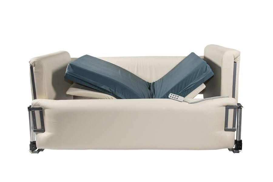 huntington's bed